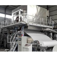 Máquina para fabricar papel tisú Máquina para fabricar papel higiénico