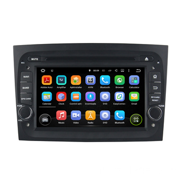 HD Screen Car audio Player per DOBLO 2016