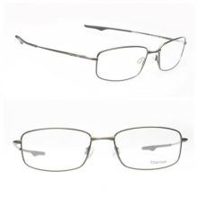 Marca de Titanio anteojos de los hombres Marcos de moda