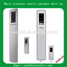 elevator car operating panel lift cop panel
