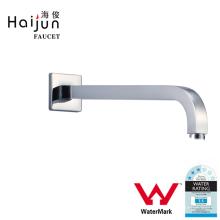 Haijun Wholesalers China Branco E Chrome Pating Brass Tub And Shower Faucet