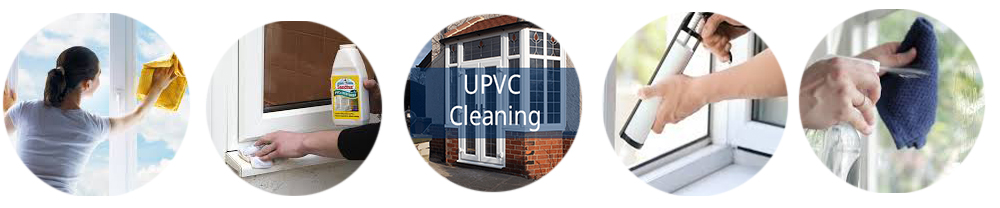 UPVC WINDOW CLEANING