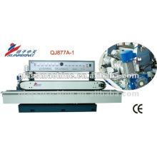 QJ877A-1 Máquina retificadora de vidro de 11 eixos de alta precisão com 11 rodas