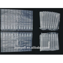 end cup inflated bags for toner cartridge EP1220,inflatable plastic air cushion,air packaging