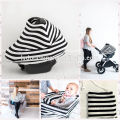 Nursing Cover, High Chair Cover, Shopping Cart Cover 5-in-1for Baby Car Seat Cover