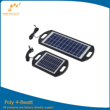 100% TUV4w/8W Mini Solar Panel System for Home