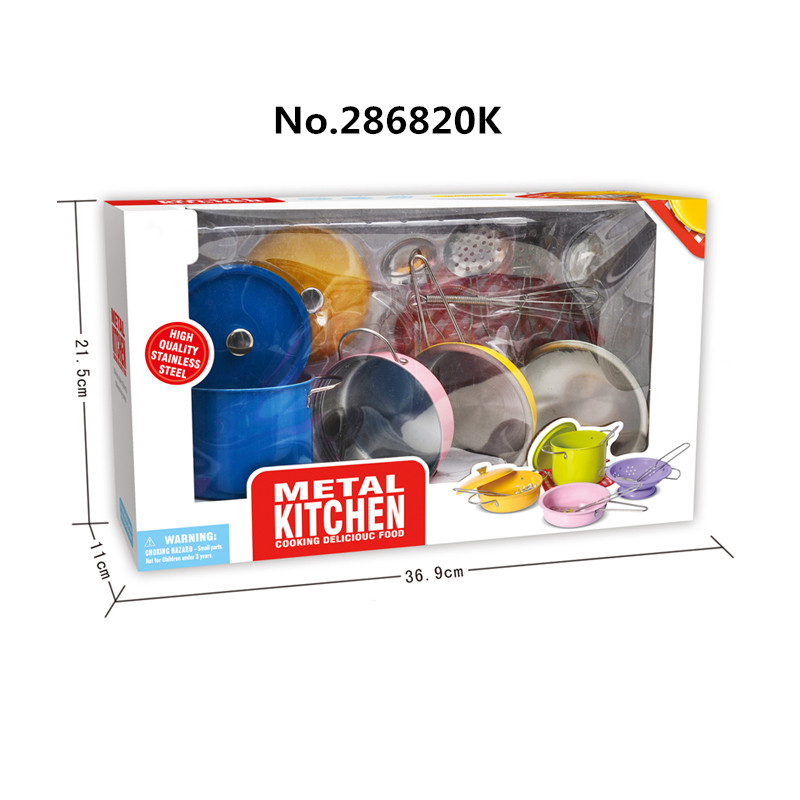 Kitchen Pretend Play