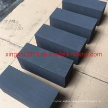 Electro Graphite Block, Small Graphite Block for Carbon Brush Factory
