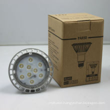 hight quality products high power led par light 11w led spotlighting 700lm with TUV UL