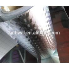 Бумага из алюминиевой фольги с цветной печатью