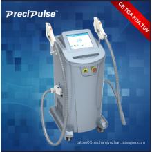IPL Shr Dispositivo para depilación y eliminación de acné Beauty Machine por Apolomed