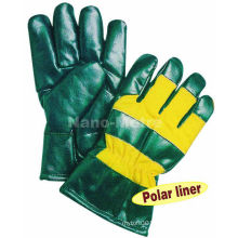 NMSAFETY nitrile impregnated working glove manufacture in china