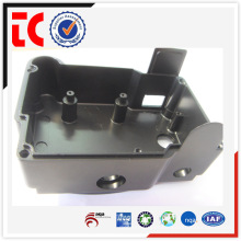 China famoso alumínio fundição partes / adc12 alumínio fundido parte / liga de alumínio caixa de junção