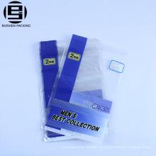 Ziplock Poly Taschen für Kleidung Verpackung Taschen für Jeans