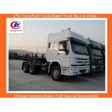 Cnhtc 6X4 371HP Sinotruk HOWO Caminhão Tractor Prime Mover