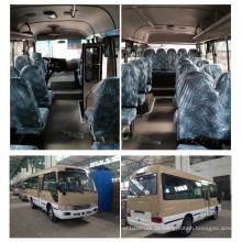 China 20-30 assentos de ônibus com bom preço para exportação