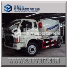 Foton 4X2 2cbm Small Conceret Mixer Truck