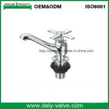 OEM & ODM Quality Polishing Brass Chromed Tap (AV2057)