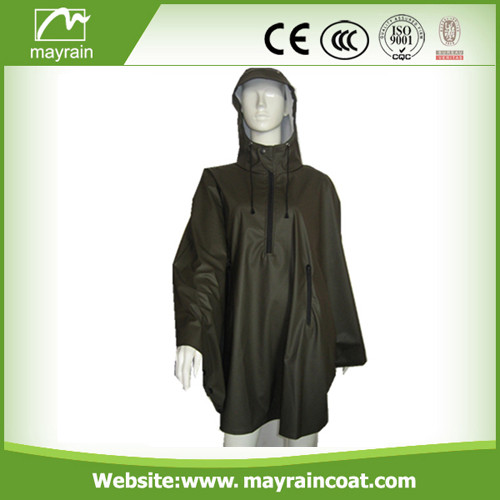 New Fashion Ladies Raincoat