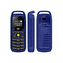 0.66 Inch Screen Dual Sim Card Rugged Design Small Size Mobile Phone B25 Mini Mobile Phone