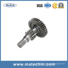 China Supplier 42CrMo4 4140 Forged Steel Shaft Gear Forging Shaft