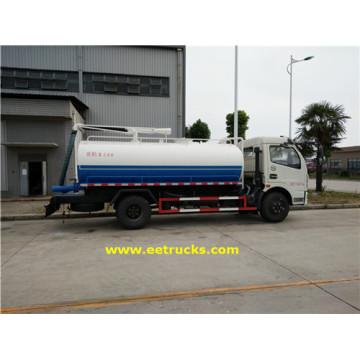 Dongfeng camiones limpiadores de aguas residuales de 1000 galones