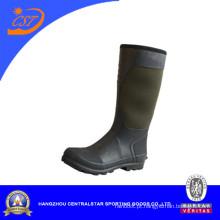 Botas de sujeira de neoprene para uso no inverno