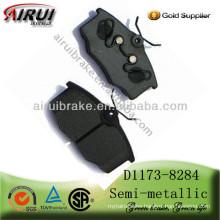 High quality D1173-8284 Opel semi-metallic brake pad