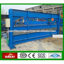 Гидравлический гибочный автомат 4 м для алюминия