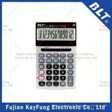 Calculatrice de bureau à 12 chiffres pour la maison et le bureau (BT-121)