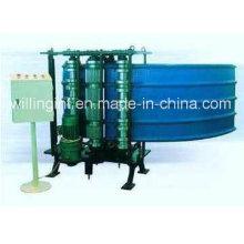 Máquina prensadora hidráulica