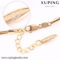 Collar al por mayor femenino pendiente de la joyería de la joyería plateada oro de 2016 18k