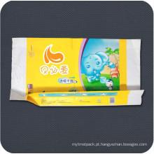 Saco de Embalagem Sanitária para Cuidados Pessoais