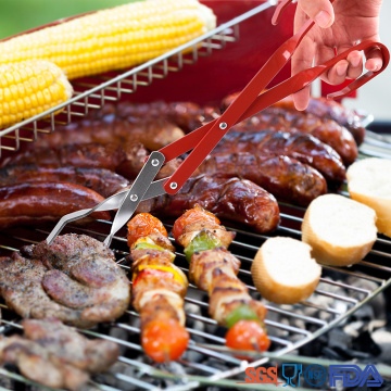 Barbecue Carbon Zange Grillzange