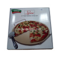16 Zoll Runde Pizza Stone Set