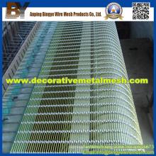 Le grillage décoratif de décoration externe s'applique aux grilles de protection