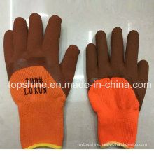 High Quality Industrial Factory Latex Working Safety Gloves