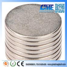 Super Starke Seltene Erde Neodym N52 Disc Magnete