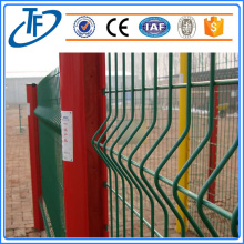 High quality cheap wire fence panel and post