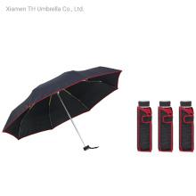 4 Folding Manual Open Garden Handle Gift Umbrellas