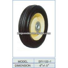 mini rubber wheels