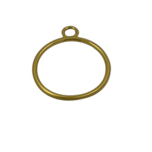 Высокое Качество Пользовательские Золото Металл Кольцо Молния Тянуть
