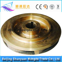 Hot sale high quality low price customzied investment casting pump impeller price