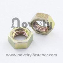 DIN431 zincado tuerca hexagonal fina