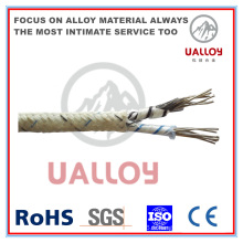 Tresse inox J Type Thermocouple câble/fil