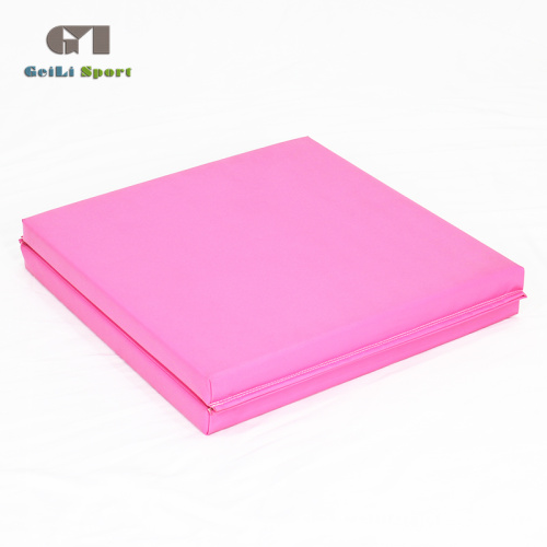 PVC Pink Soft Play Dicke Gymnastikmatte