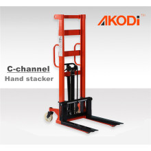 C-channel 1 Ton Pallet Lifter Manual