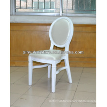 Birch Louis Louis XV Round Back Chair Upholstery XY0715-1