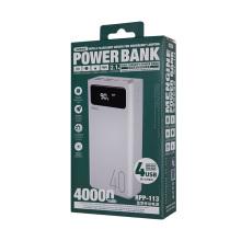 Remax High capacity 40000 Mah Power Bank External Battery Portable Mobile Phone Charger Digital Display Powerbank 40000Mah
