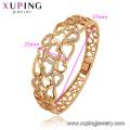 52157 xuping mode bon plaqué bijoux indiens environnement cuivre bracelet
